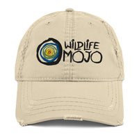 Distressed Wild Hat