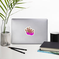 Coral Reef 10 Sticker