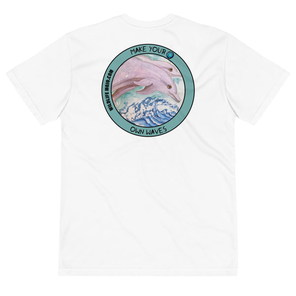 Make Waves Sustainable T-Shirt