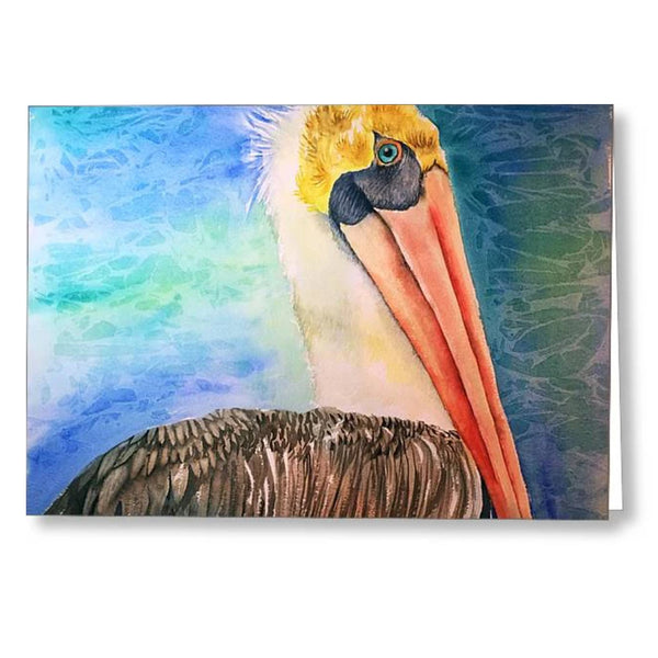 Pablo Pelican - Greeting Cards