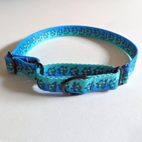 Sea Turtle Martingale Style Collar