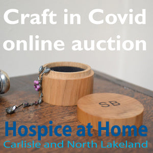 Craft in Covid online auction