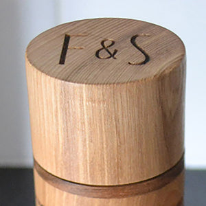 Salt and Pepper Mill - engraved with your design