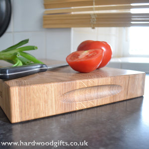 Chopping Board - endgrain oak