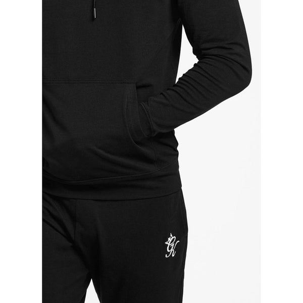 Gym King Jersey Lightweight Joggers Black at TailorOfBlue.ie