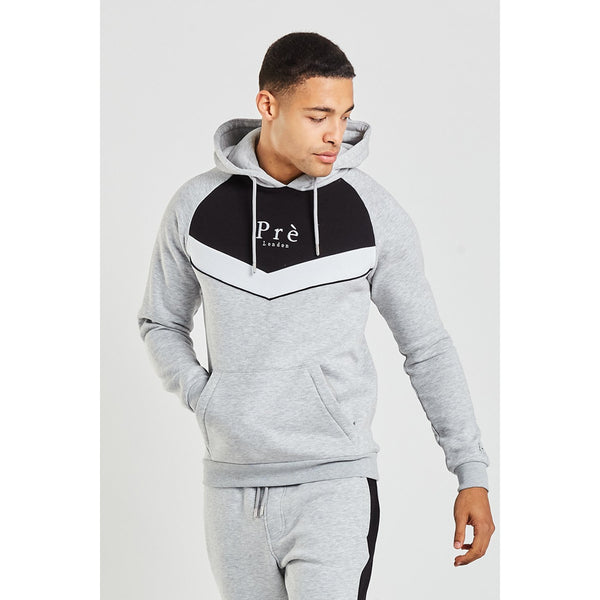 Pr� London Alvito Hood Grey/Black/White at TailorOfBlue.ie