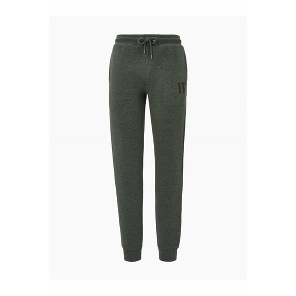 11 Degrees Core Skinny Fit Joggers Khaki/Black Marl at TailorOfBlue.ie
