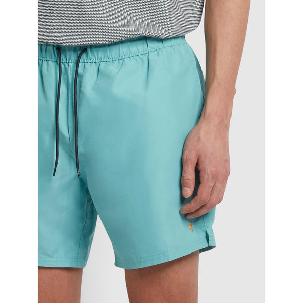 Farah Colbert Swim Shorts Reef Green