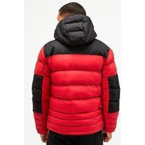 Kings Will Dream Boden Puffer Jacket Red/Black at TailorOfBlue.ie