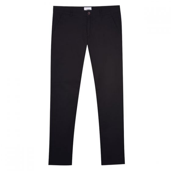 Farah Drake Chino Trousers Black at TailorOfBlue.ie