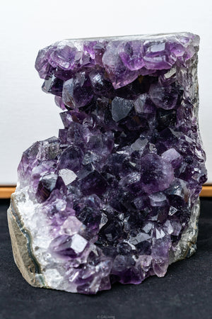 AMETHYST GEODE SPECIMENS - OA LIVING