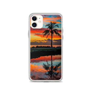 PAINTED SKY - iPhone Case - OA LIVING
