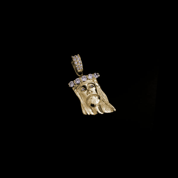 NANO JESUS PIECE - GOLD