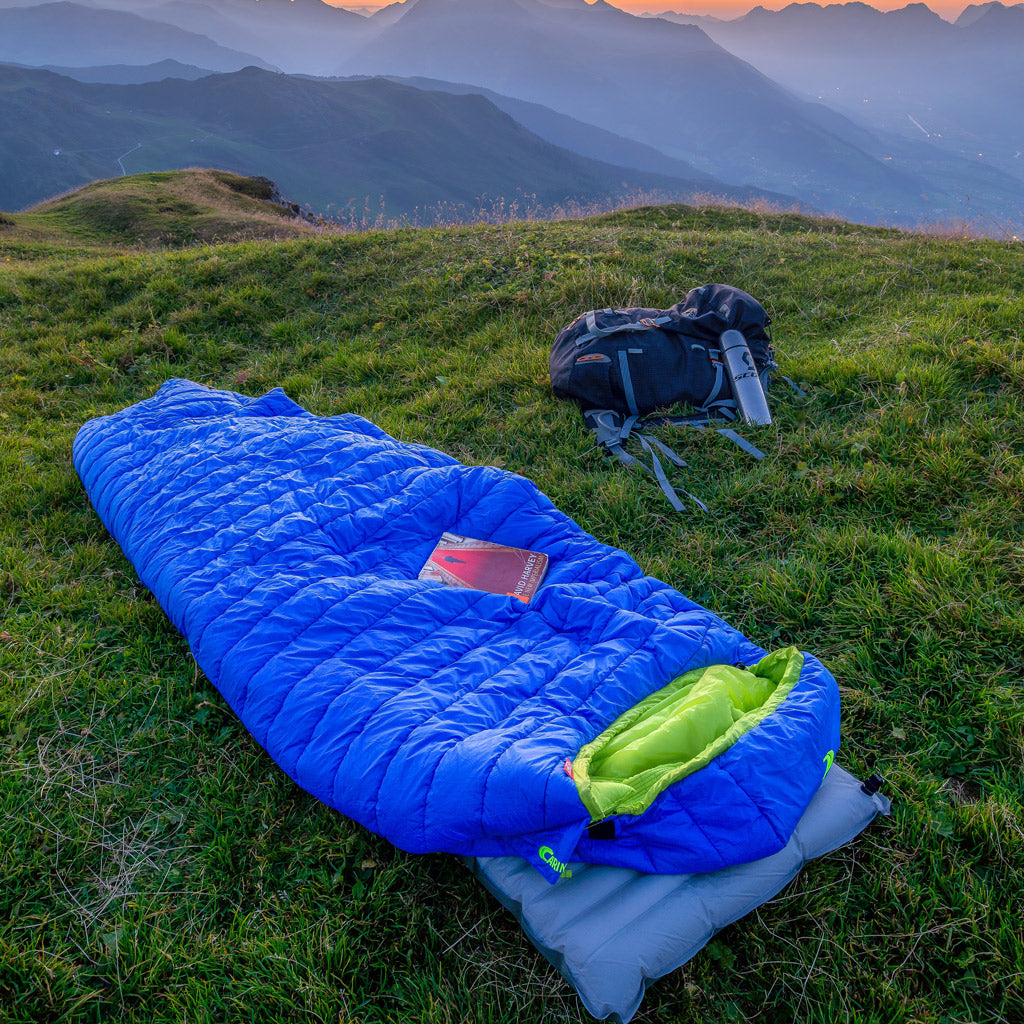 Down Filled Sleeping Bags