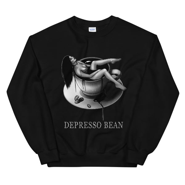 Depresso Bean Sweater