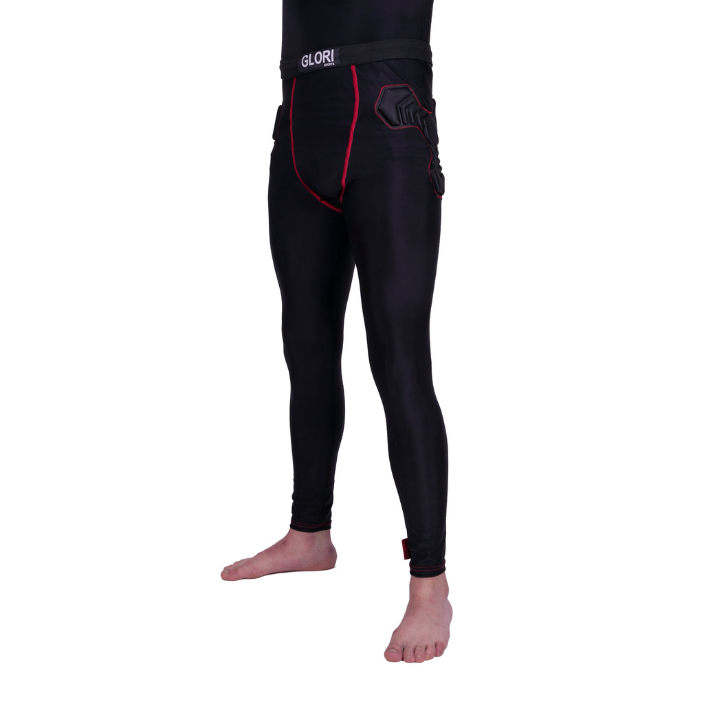 GLORI Padded Baselayer Trouser - GLORI Sports