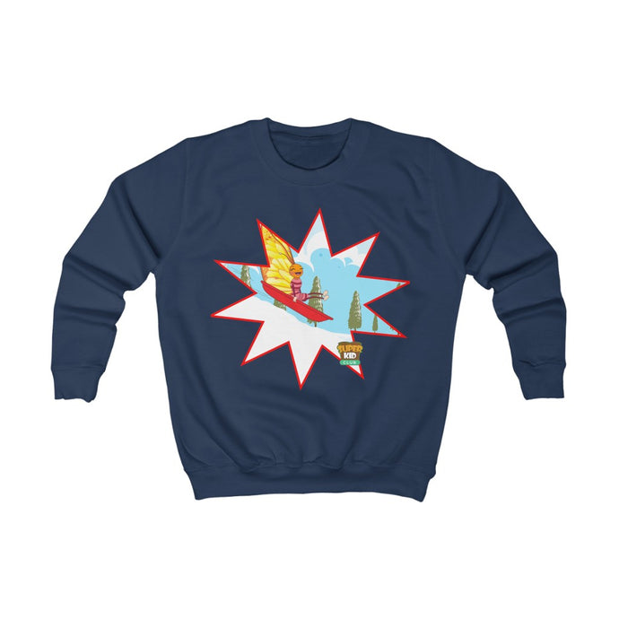 Fun Youth Sweatshirt for the Holidays! (xs-xl) - ARTSY STYLE