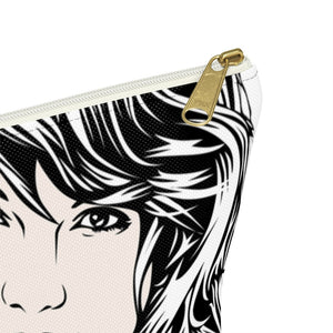 Ms. T. Accessory Pouch w T-bottom - ARTSY STYLE