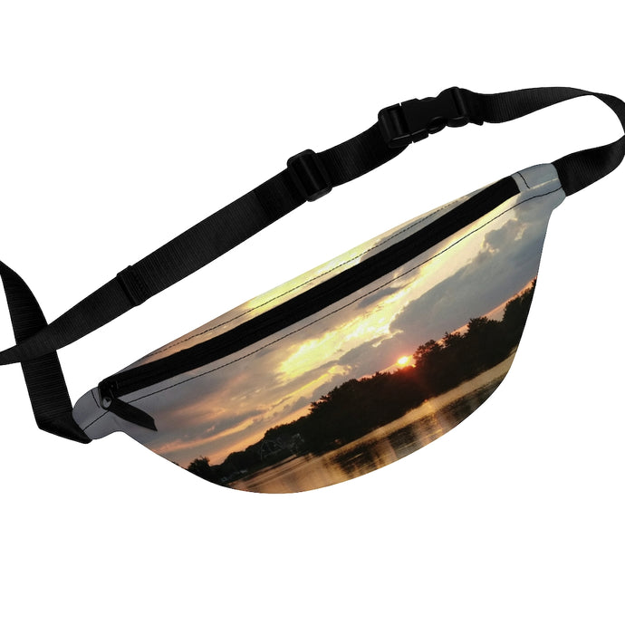 Fanny Pack - Bayhead Sunset - ARTSY STYLE