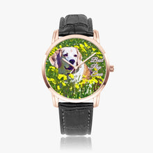 Load image into Gallery viewer, Best pup ever 265. Instafamous Wide Type Quartz watch - ARTSY STYLE