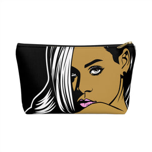 Ms. Rih - Accessory Pouch w T-bottom - ARTSY STYLE