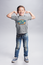 "Load image into Gallery viewer, ""Super Kid Club"" Tee! (2-12yr) - ARTSY STYLE"
