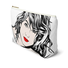 Load image into Gallery viewer, Ms. T. Accessory Pouch w T-bottom - ARTSY STYLE