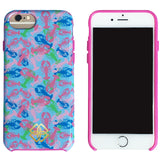 Lobster Print iPhone 7, 6 & 6S Case - Devon Maryn
