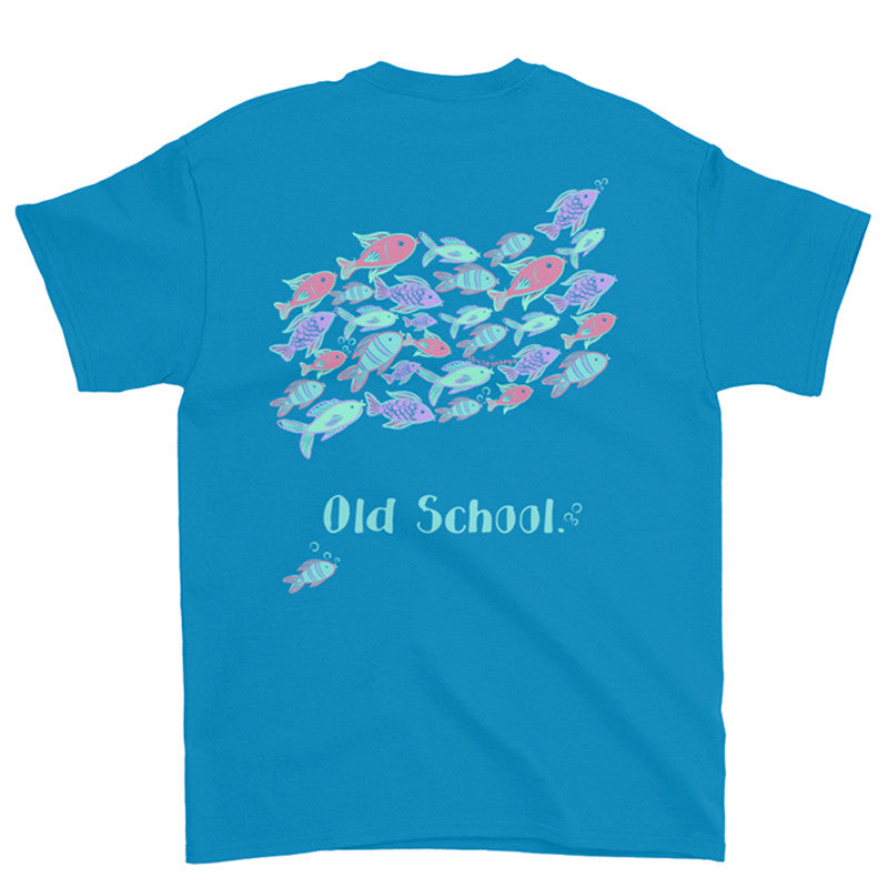 """Old School"" T-Shirt"