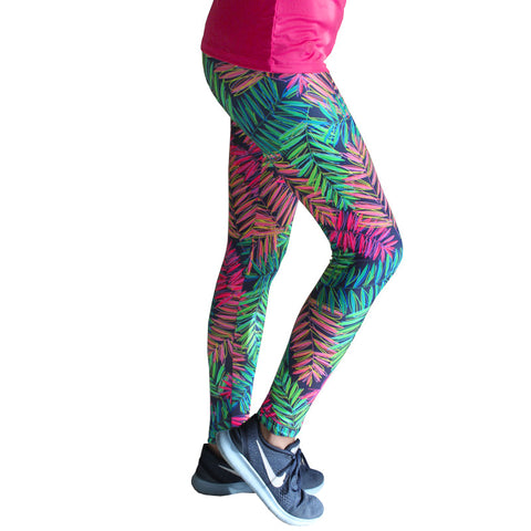 """Butter Me Up"" Lobster Pocket Yoga Leggings"