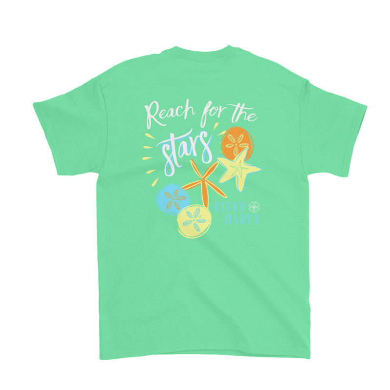 """Reach for the Stars"" T-Shirt - Devon Maryn"