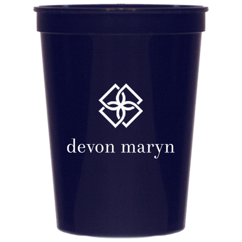 Logo Stadium Cup - Devon Maryn