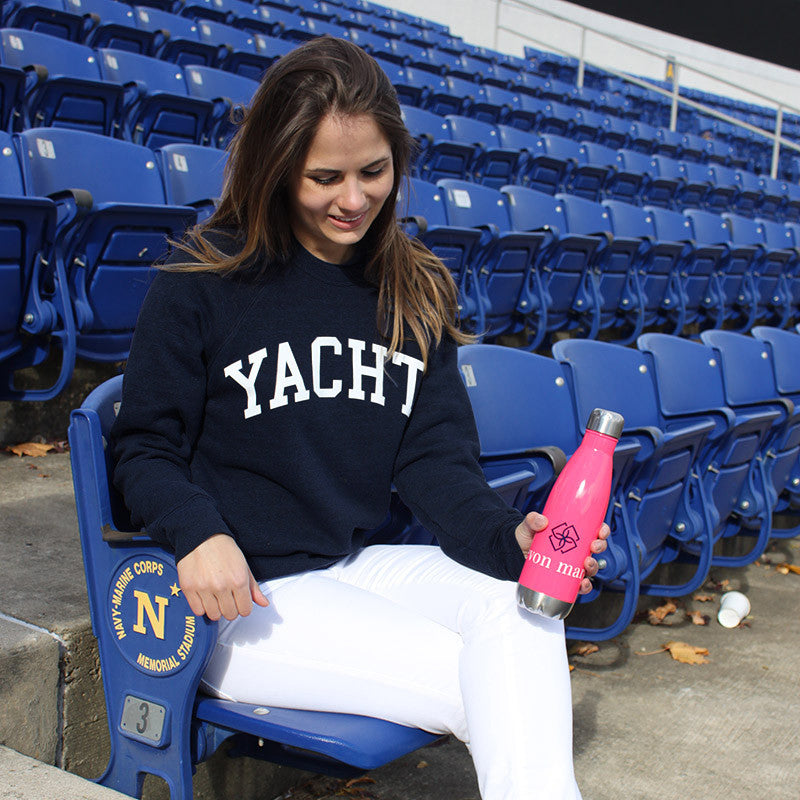 Yacht Sweatshirt - Devon Maryn