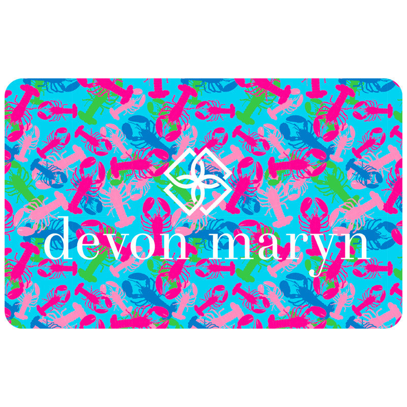 Gift Card - Devon Maryn