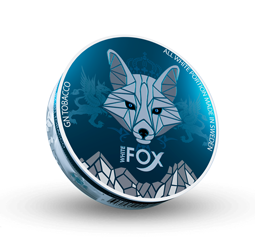 White Fox Original - Five Paw (Original) - MaxNicotine