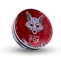 White Fox Full Charge - Six Paw - MaxNicotine