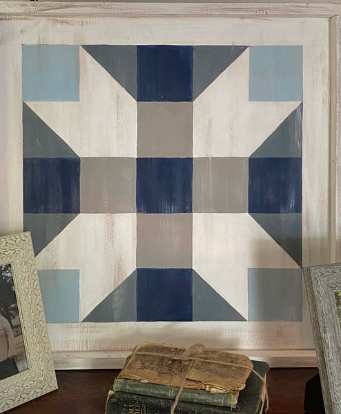 Father's Choice Barn Quilt