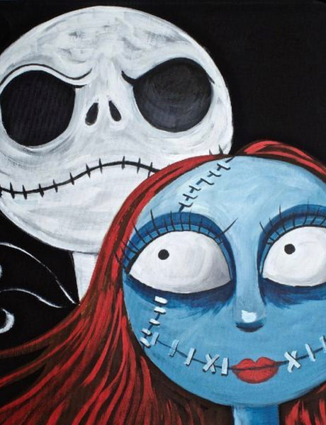 10/01/2020 (6:00 pm) Jack and Sally-$25