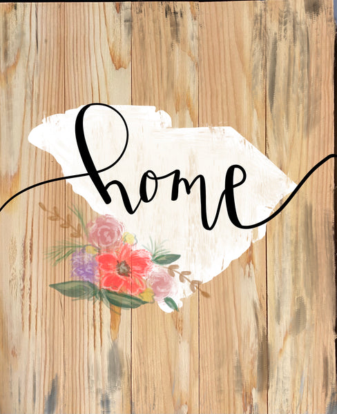 01/19/2021 (6:00 pm) 16x20 Wooden Home Sign-$40