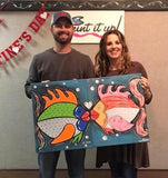 Couples Canvas Paintings