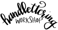 10/03/2020 (10:30 am) Hand-lettering Workshop