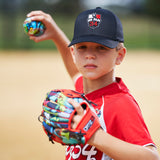ORTIZ34 Ultimate T-Ball Bundle (Ball, Bat, Glove)