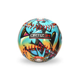 ORTIZ34 Soft Cushioned T-Balls (6-Pack)