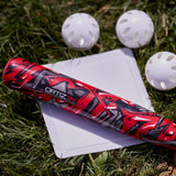 ORTIZ34 Graffiti Plastic Bat, Balls & Bases Grand Slam Set