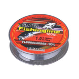 NonTransparent Nylon Fluorocarbon Fishing Line