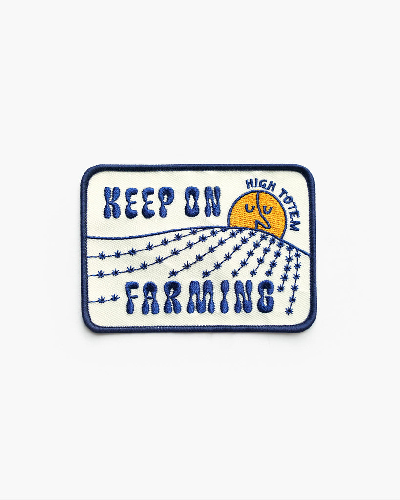 Keep On Farming Patch