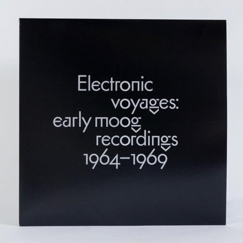 "V/A ""Electronic Voyages: Early Moog Recordings 1964-1969"" (vinyl LP)"