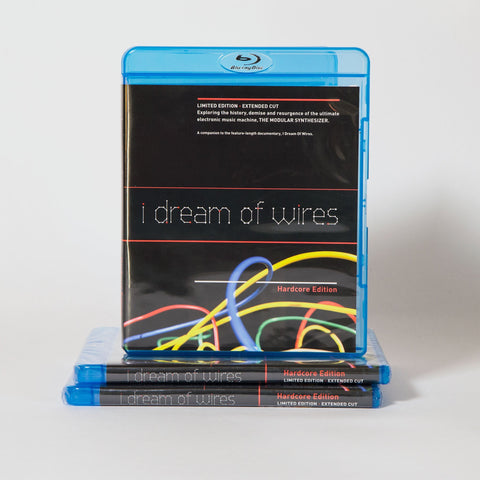 """I Dream Of Wires: Hardcore Edition"" (BluRay)"