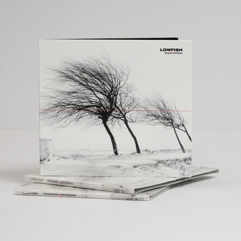 "Lowfish ""Frozen & Broken"" (CD)"