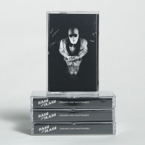 "Nash The Slash ""Dreams And Nightmares"" (cassette)"